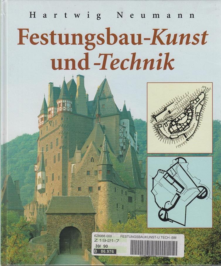 Festungsbaukunst und -Technik