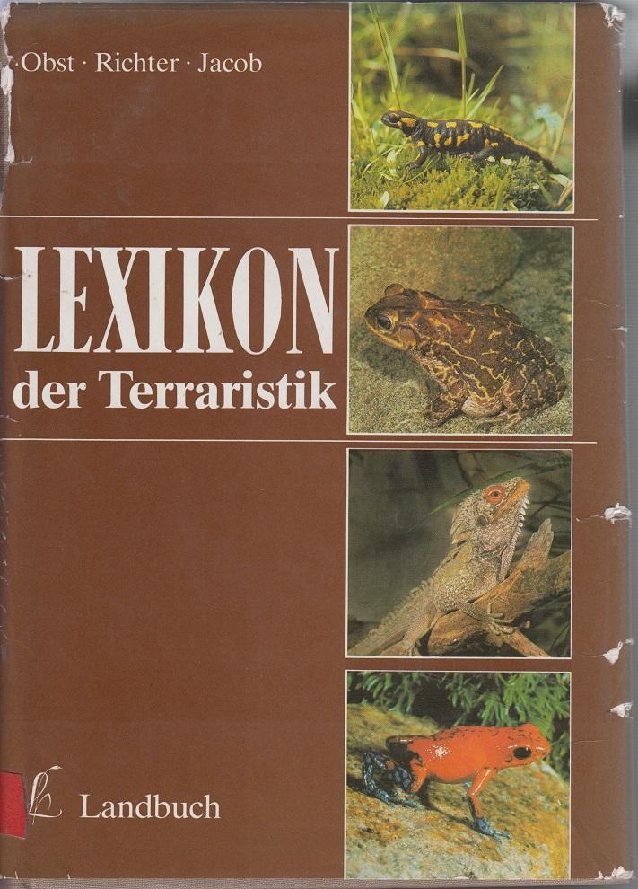 Lexikon der Terraristik und Herpetologie