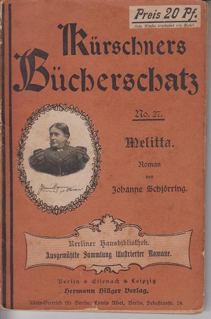 Melitta Kürschners Bücherschatz No. 27