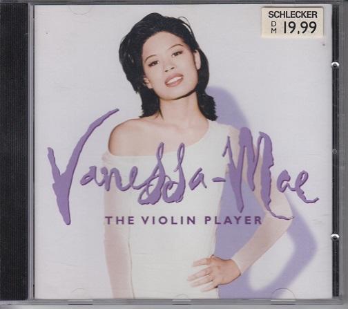 Vanessa Mae- The Violin Player