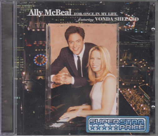 Ally McBeal - For once In My Life featuring Vonda Shepard