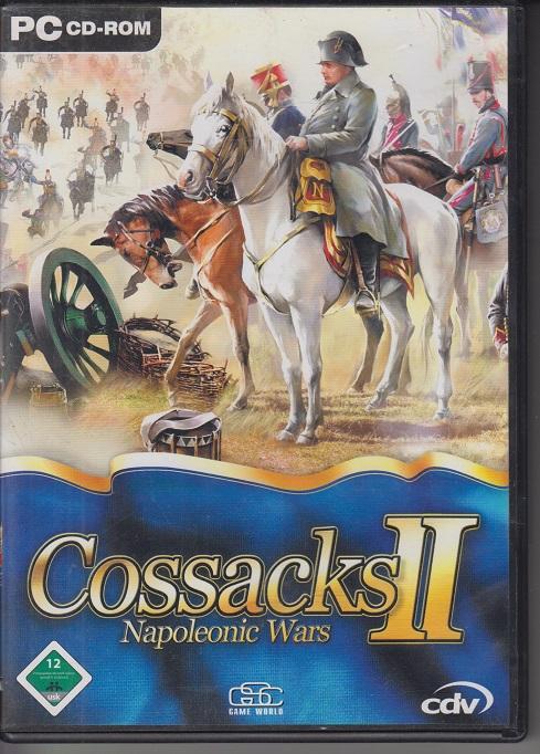 Cossacks II: Napoleonic Wars Standard