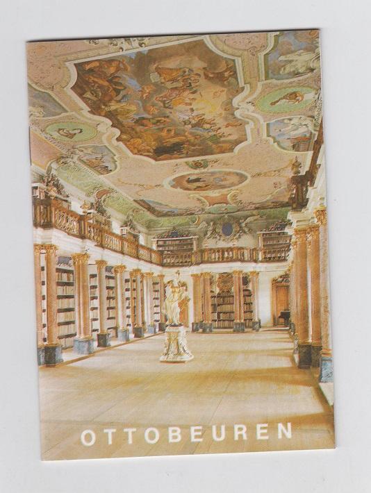 Benediktiner-Abtei Ottobeuren. Allgäu - Bayern. 8. Aufl.