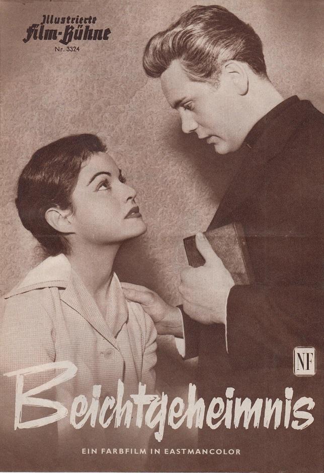 Illustrierte Film-Bühne: Nr. 3324 - Beichtgeheimnis