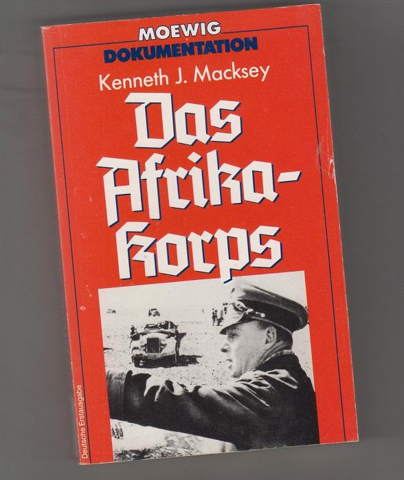 Das Afrika-Korps. Dt. Erstausg.