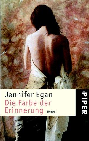 Die Farbe der Erinnerung : Roman. Aus dem Amerikan. von Günter Ohnemus / Piper ; 3145 Ungekürzte Taschenbuchausg.