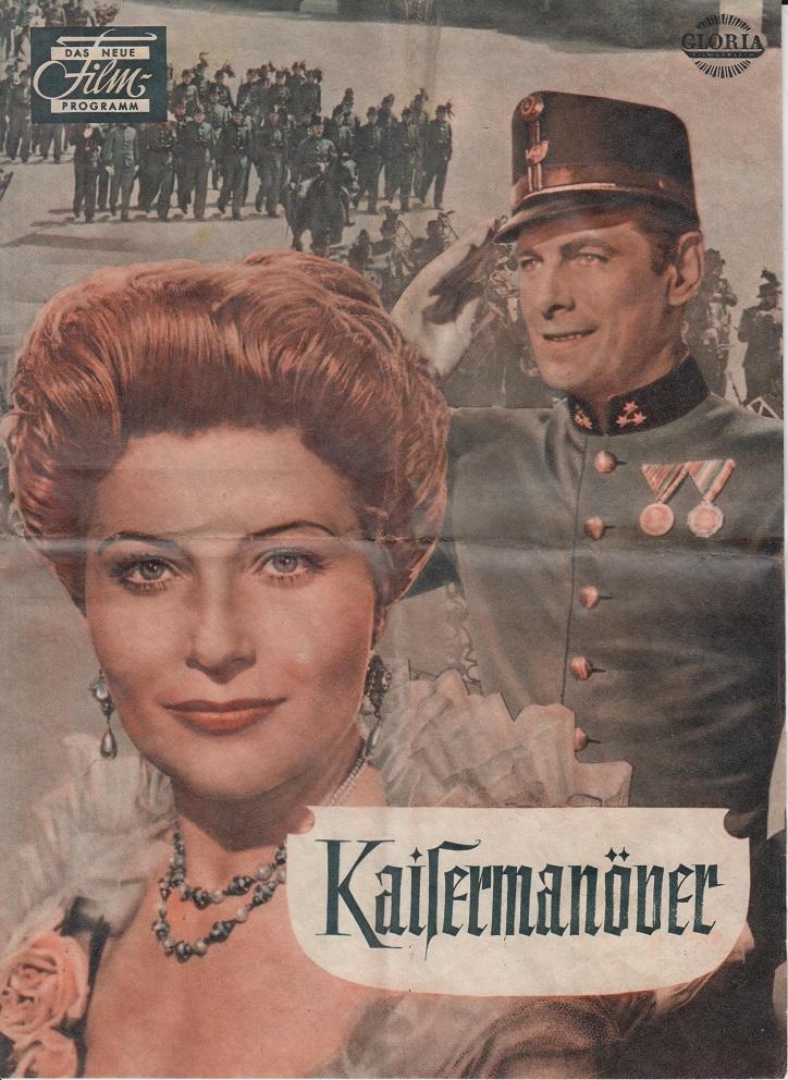 Das neue Film-Programm: Kaisermanöver