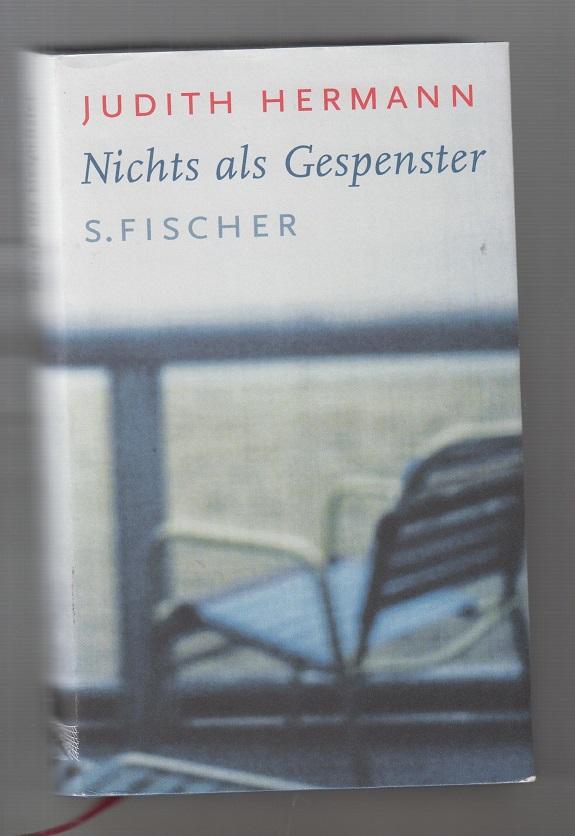 Hermann, Judith Nichts als Gespenster: Erzählungen.