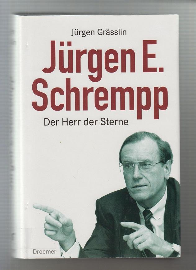 Jürgen E. Schrempp - Der Herr der Sterne.