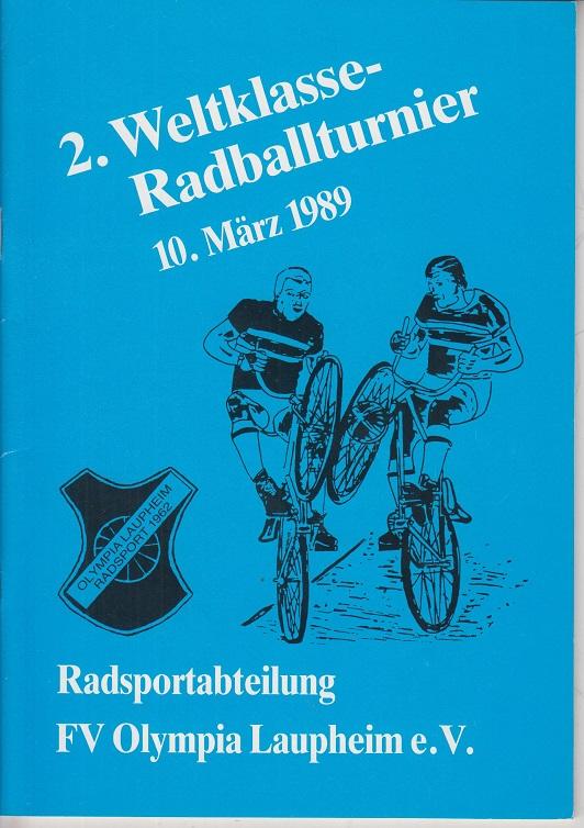 2. Weltklasse Radballturnier