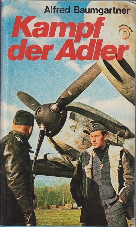 Kampf der Adler.