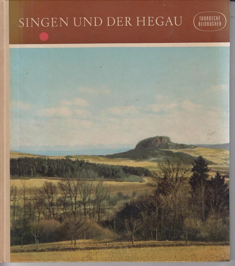 Singen und der Hegau Dreisprachige Ausgabe 2te Aufl
