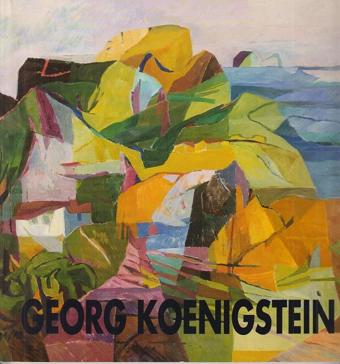 Georg Königstein : Gestaltung in Farbe und Strich.