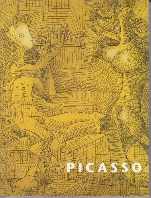 Pablo Picasso : in der Verwandlung ; Zeichnung und Druckgraphik aus der Sammlung Marina Picasso ; 9. Oktober bis 4. Dezember 1994, Ulmer Museum.
