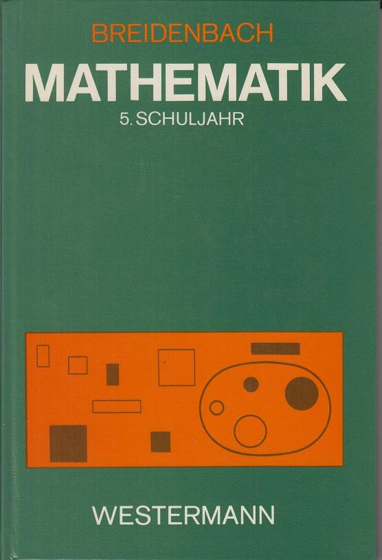 Breidenbach Mathematik 5. Schuljahr. Schülerband.