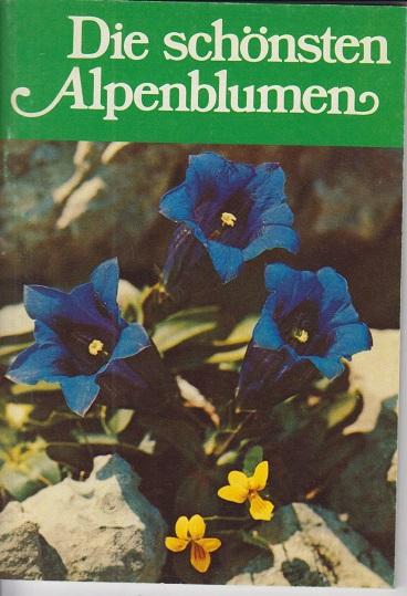 Die schönsten Alpenblumen