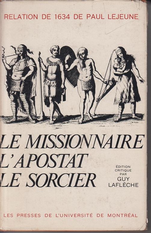Le missionnaire, l