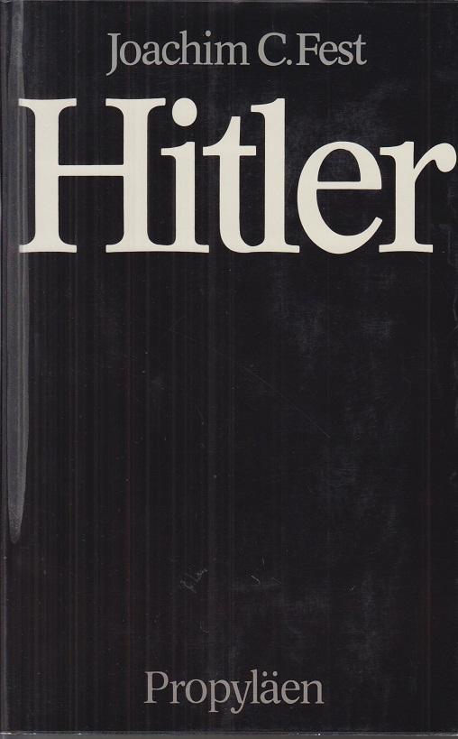 Hitler : eine Biographie; mit 213 z. T. unbekannten Bild- u. Textdokumenten. 2. Aufl.