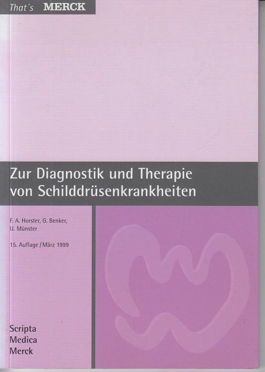 Zur Diagnostik und Therapie von Schilddrüsenkrankheiten.