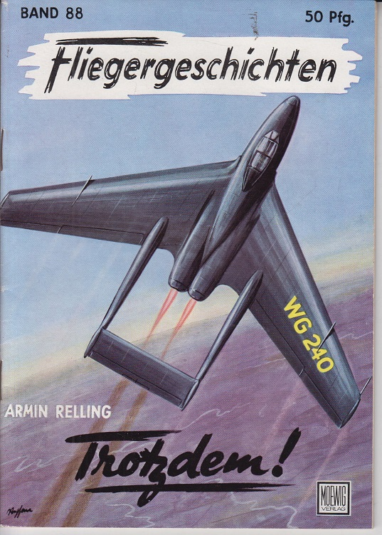 Fliegergeschichten - Trotzdem! - Band 88