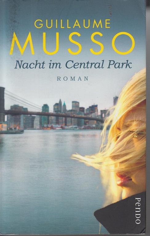Nacht im Central Park: Roman