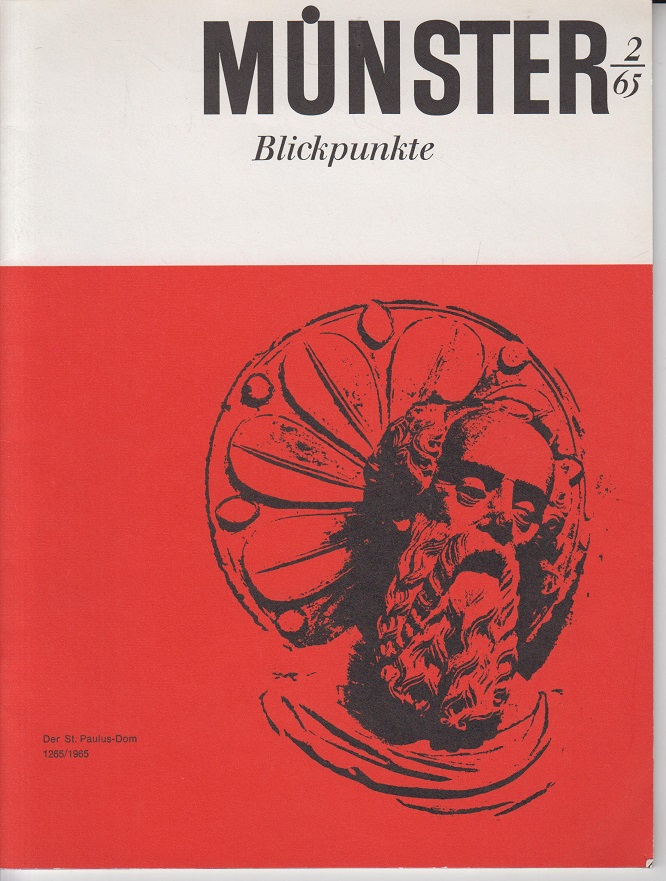 Münster Blickpunkte III. Folge, Heft 2.