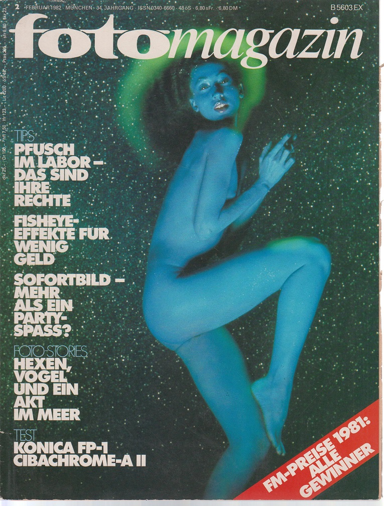 foto Magazin. 34. Jahrgang, Nr. 2 / Februar 1982. FM-Preise 1981: Alle Gewinner.