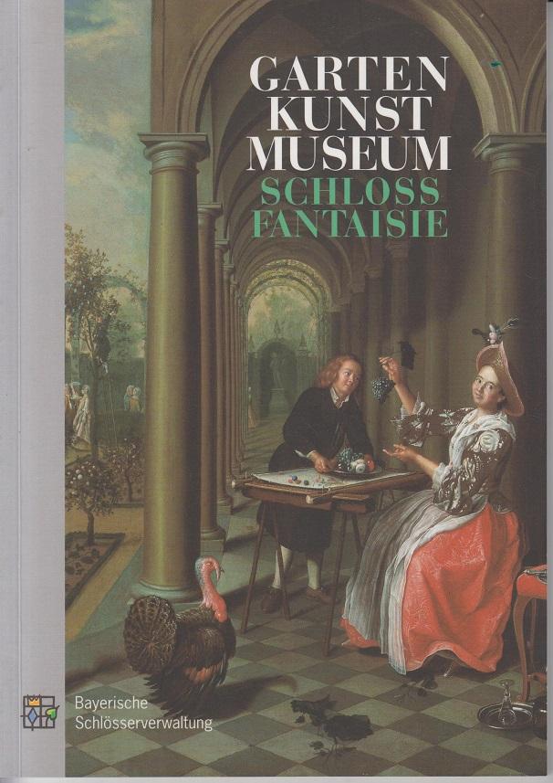 Esther Janowitz. Garten Kunst Museum. Schloß Fantaisie.