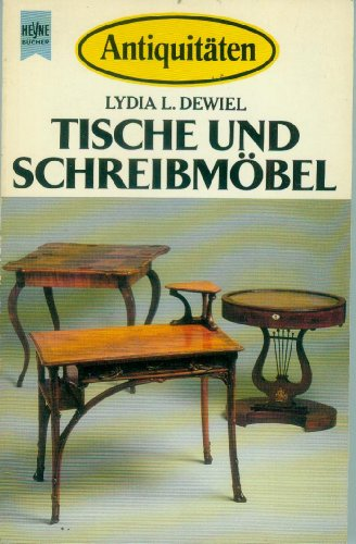 Antiquitäten. Tische und Schreibmöbel.