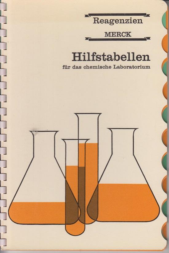 Hilfstabellen für das chemische Laboratorium