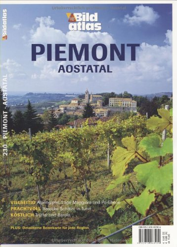 Piemont: Aostatal Auflage: 2., aktualisierte und neu gestaltete Auflage.