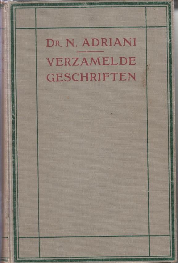 Verzamelde Geschriften. Band II.
