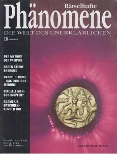 Rätselhafte Phänomene. Die Welt des Unerklärlichen. Ausgabe 99 Ein wöchentliches Sammelwerk