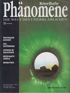 Rätselhafte Phänomene. Die Welt des Unerklärlichen. Ausgabe 98 Ein wöchentliches Sammelwerk