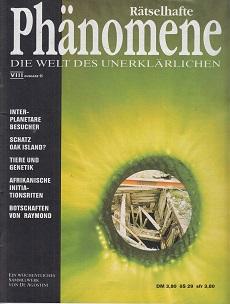 Rätselhafte Phänomene. Die Welt des Unerklärlichen. Ausgabe 95 Ein wöchentliches Sammelwerk