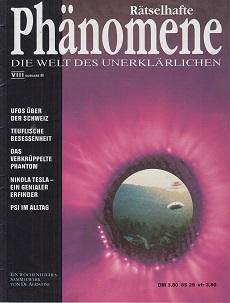 Rätselhafte Phänomene. Die Welt des Unerklärlichen. Ausgabe 89 Ein wöchentliches Sammelwerk