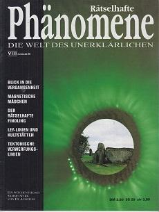 Rätselhafte Phänomene. Die Welt des Unerklärlichen. Ausgabe 88 Ein wöchentliches Sammelwerk