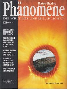 Rätselhafte Phänomene. Die Welt des Unerklärlichen. Ausgabe 87 Ein wöchentliches Sammelwerk