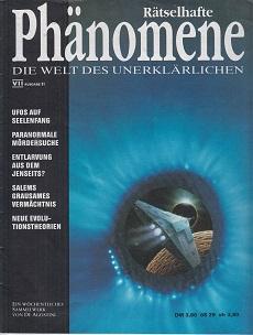 Rätselhafte Phänomene. Die Welt des Unerklärlichen. Ausgabe 81 Ein wöchentliches Sammelwerk