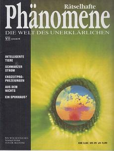 Rätselhafte Phänomene. Die Welt des Unerklärlichen. Ausgabe 80 Ein wöchentliches Sammelwerk
