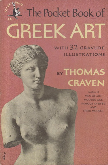 The Pocket Book of Greek Art with 32 Gravure Illustrations