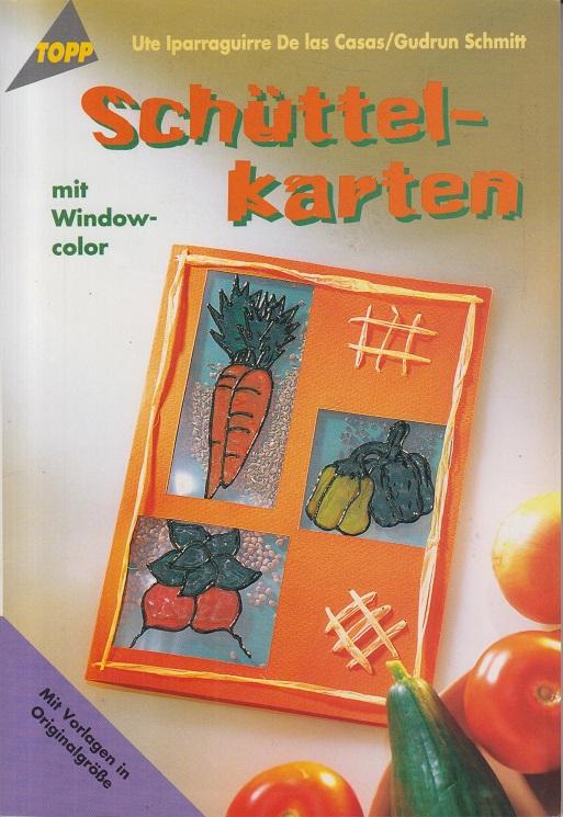 Schüttelkarten mit Windowcolor. Mit Vorlagen in Originalgröße.