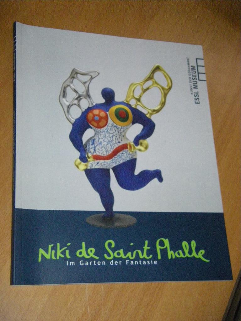 Niki de Saint Phalle. Im Garten der Fantasie - Szöke, Anna (Hg.)