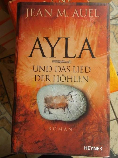 Ayla und das Lied der Höhlen - sechster und letzter Band des Erdenkinder-Zyklus /  2. Auflage - Auel, Jean M.