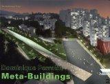Dominique Perrault Architecture. Meta buildings : St. Petersburg - Madrid - Seoul - Vienna. Architekturzentrum Wien. Erstauflage, EA