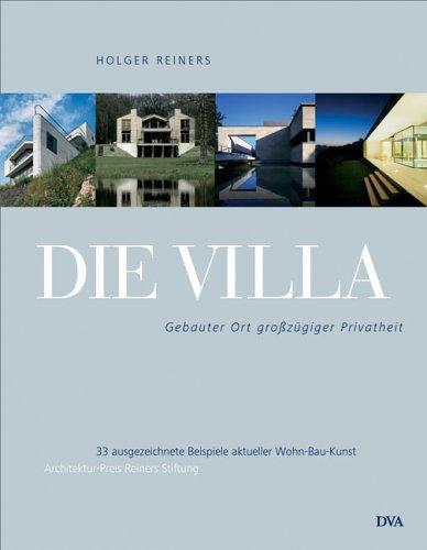 Die Villa. Erstauflage, EA