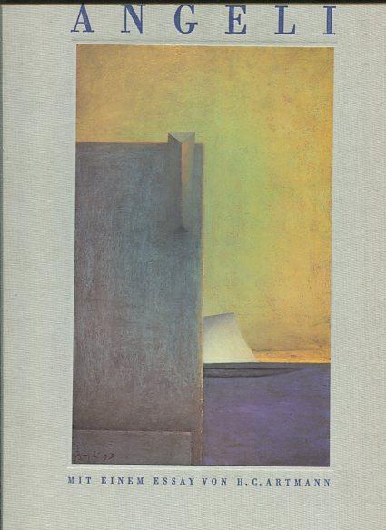Angeli - Mit einem Essay von H.C.Artmann Holzhausens Kunst der Zeit Band 1. Erstauflage, EA