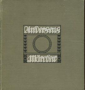 Andersens Märchen- zweiter Teil. Gerlach´s Jugendbücherei 25. Erstauflage, EA