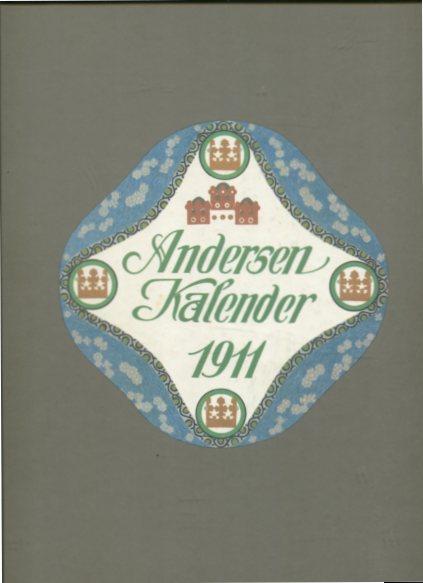 Andresen Kalender 1911. Faksimile nach einem Exemplar der Österreichischen Museums für angewandte Kunst