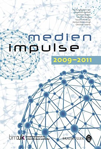 Medienimpulse : Beiträge zur Medienpädagogik 2009 - 2011. Bundesministerium für Unterricht, Kunst und Kultur. Erstauflage, EA,